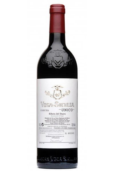 Vega Sicilia Único 1958