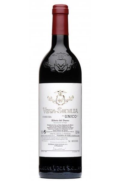 Vega Sicilia Único 2011