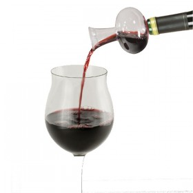 Mini Decantador Cristal / Wine Decanter Pourer